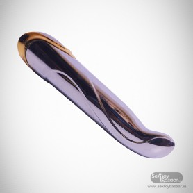 Weapon Luxurious Steel Vibrator LXV-034