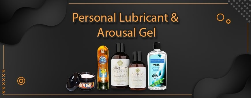 Personal Lubricant & Arousal Gel