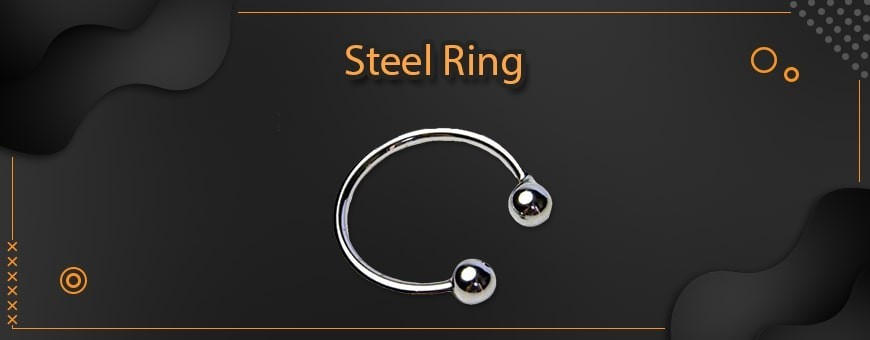 Buy Clitoris Steel Ring Online At A Minimal Price